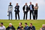 31 August 2015; FAI Employees watch on during  Republic of Ireland squad training. Republic of Ireland Squad Training, Abbotstown, Co. Dublin. Picture credit: David Maher / SPORTSFILE