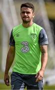 1 September 2015; Robbie Brady, Republic of Ireland, during squad training. Republic of Ireland Squad Training, Abbotstown, Co. Dublin. Picture credit: David Maher / SPORTSFILE