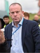 2 August 2015; Ian Mallon, the recently appointed, FAI Director of Communications. Republic of Ireland Squad Training. Abbotstown, Co. Dublin. Picture credit: David Maher / SPORTSFILE
