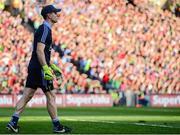 5 September 2015; Stephen Cluxton, Dublin. GAA Football All-Ireland Senior Championship Semi-Final Replay, Dublin v Mayo. Croke Park, Dublin. Picture credit: Piaras Ó Mídheach / SPORTSFILE