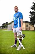 11 September 2015; Mark Vaughan, in attendance at the FBD7s Senior All Ireland Football 7s at Kilmacud Crokes, Stillorgan, Co. Dublin. Picture credit: David Maher / SPORTSFILE