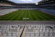 5 September 2015; A general view of Croke Park ahead of the game. GAA Football All-Ireland Senior Championship Semi-Final Replay, Dublin v Mayo. Croke Park, Dublin. Picture credit: Stephen McCarthy / SPORTSFILE