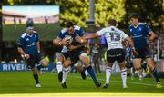 12 September 2015; Jack Conan, Leinster, in action against Cardiff Blues. Guinness PRO12, Round 2, Leinster v Cardiff Blues, RDS, Ballsbridge, Dublin. Picture credit: Ramsey Cardy / SPORTSFILE