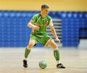 8 March 2009; Ian Turner, Cork City. Futsal League of Ireland Final, St. Patrick's Athletic v Cork City. National Basketball Arena, Dublin. Picture credit: Stephen McCarthy / SPORTSFILE