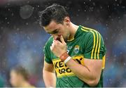 20 September 2015; Kerry's Anthony Maher following his side's loss. GAA Football All-Ireland Senior Championship Final, Dublin v Kerry, Croke Park, Dublin. Picture credit: Ramsey Cardy / SPORTSFILE