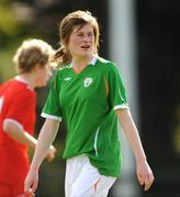 10 April 2009; Amy Ryan, Republic of Ireland. Women's U19 International Friendly, Republic of Ireland v Switzerland, Tolka Rovers, Frank Cooke Park, Dublin. Picture credit: Paul Mohan / SPORTSFILE