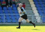 18 April 2009; Derek Fahy, Referee. Cadbury Under 21 All-Ireland Football Championship Semi-Final, Mayo v Down, Pearse Park, Longford. Picture credit: Pat Murphy / SPORTSFILE