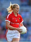 27 September 2015; Deirdre O'Reilly, Cork. TG4 Ladies Football All-Ireland Senior Championship Final, Croke Park, Dublin. Picture credit: Ramsey Cardy / SPORTSFILE