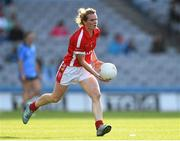 27 September 2015; Briege Corkery, Cork. TG4 Ladies Football All-Ireland Senior Championship Final, Croke Park, Dublin. Picture credit: Ramsey Cardy / SPORTSFILE