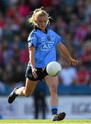 27 September 2015; Carla Rowe, Dublin. TG4 Ladies Football All-Ireland Senior Championship Final, Croke Park, Dublin. Picture credit: Ramsey Cardy / SPORTSFILE