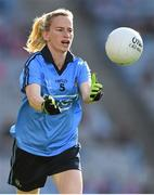 27 September 2015; Sorcha Furlong, Dublin. TG4 Ladies Football All-Ireland Senior Championship Final, Croke Park, Dublin. Picture credit: Ramsey Cardy / SPORTSFILE