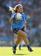 27 September 2015; Amy Connolly, Dublin. TG4 Ladies Football All-Ireland Senior Championship Final, Croke Park, Dublin. Picture credit: Ramsey Cardy / SPORTSFILE