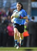 27 September 2015; Lyndsey Davey, Dublin. TG4 Ladies Football All-Ireland Senior Championship Final, Croke Park, Dublin. Picture credit: Ramsey Cardy / SPORTSFILE