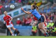 27 September 2015; Muireann Ni Scanaill, Dublin. TG4 Ladies Football All-Ireland Senior Championship Final, Croke Park, Dublin. Picture credit: Ramsey Cardy / SPORTSFILE