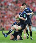 2 May 2009; Leo Cullen, Leinster. Heineken Cup Semi-Final, Munster v Leinster, Croke Park, Dublin. Picture credit: Stephen McCarthy / SPORTSFILE