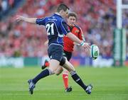 2 May 2009; Jonathan Sexton, Leinster. Heineken Cup Semi-Final, Munster v Leinster, Croke Park, Dublin. Picture credit: Stephen McCarthy / SPORTSFILE