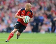 2 May 2009; Paul Warwick, Munster. Heineken Cup Semi-Final, Munster v Leinster, Croke Park, Dublin. Picture credit: Matt Browne / SPORTSFILE
