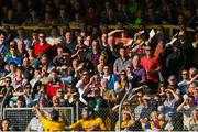 11 October 2015; A general view of spectators during the game. Clare County Senior Hurling Championship Final, Clonlara v Sixmilebridge. Cusack Park, Ennis, Co. Clare. Picture credit: Piaras Ó Mídheach / SPORTSFILE