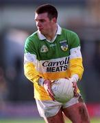 12 Novemeber 2000; Cillian Farrell, Offaly. Football. Picture credit; Aoife Rice/SPORTSFILE