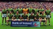 ; Meath Team, Meath v Cork, All Ireland Football Final, Croke Park, Dublin. Picture credit; Ray McManus/SPORTSFILE