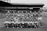 21 July 1991; The Kilkenny team. Leinster Senior Hurling Championship Final, Dublin v Kilkenny, Croke Park, Dublin. Picture credit; Connolly Collection / SPORTSFILE