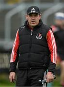 1 November 2015; Frank Flannery, Oulart the Ballagh manager. AIB Leinster GAA Hurling Senior Club Championship, Quarter-Final, Clough Ballacolla v Oulart the Ballagh. O'Moore Park, Portlaoise, Co. Laois. Picture credit: David Maher / SPORTSFILE