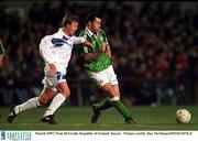 March 1997; Paul McGrath, Republic of Ireland. Soccer . Picture credit; Ray McManus/SPORTSFILE