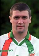 November 1994;  Roy Keane, Republic of Ireland. Soccer. Picture credit; Brendan Moran/SPORTSFILE