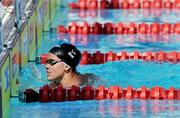 26 July 2009; Ireland's Grainne Murphy, from New Ross, Co. Wexford, finishes Heat 5 of the Women's 200m Individual Medley. Grainne set a new Irish Senior Record with a time of 2:13.64. The record was previously set by Michelle Smith 13 years ago when she won Gold at the Atlanta Olympics. FINA World Swimming Championships Rome 2009, Women's 200m Individual Medley, Heat 5, Foro Italico, Rome, Italy. Picture credit: Brian Lawless / SPORTSFILE