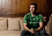 13 November 2015; Ireland's Michael Quinn during a press conference. Carton House, Maynooth, Co. Kildare. Picture credit: Sam Barnes / SPORTSFILE