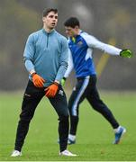 14 November 2015; Ireland's Lee Keegan, left, and Diarmuid Connolly in action during squad training. Ireland Squad EirGrid International Rules Training. Carton House, Maynooth, Co. Kildare. Picture credit: Ramsey Cardy / SPORTSFILE