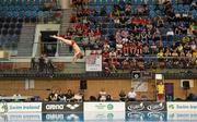 14 November 2015; Alfie Brown, Star Diving Club, during the Men's Junior and Senior event. Irish Open Diving Championships Day 2. National Aquatics Centre, Blanchardstown, Dublin. Picture credit: Paul Mohan / SPORTSFILE