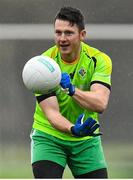 14 November 2015; Ireland's Michael Quinn in action during squad training. Ireland Squad EirGrid International Rules Training. Carton House, Maynooth, Co. Kildare. Picture credit: Ramsey Cardy / SPORTSFILE