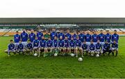 6 December 2015; The Portlaoise squad. AIB Leinster GAA Senior Club Football Championship Final, Portlaoise v Ballyboden St Enda's. O'Connor Park, Tullamore, Co. Offaly. Picture credit: Stephen McCarthy / SPORTSFILE