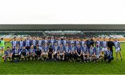 6 December 2015; The Ballyboden St Enda's squad. AIB Leinster GAA Senior Club Football Championship Final, Portlaoise v Ballyboden St Enda's. O'Connor Park, Tullamore, Co. Offaly. Picture credit: Stephen McCarthy / SPORTSFILE
