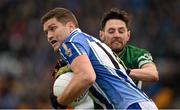 6 December 2015; Conal Keaney, Ballyboden St Enda's, in action against Craig Rogers, Portlaoise. AIB Leinster GAA Senior Club Football Championship Final, Portlaoise v Ballyboden St Enda's. O'Connor Park, Tullamore, Co. Offaly. Picture credit: Stephen McCarthy / SPORTSFILE