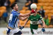 6 December 2015; Michael Darragh Macauley, Ballyboden St Enda's, on his way to scoring his side's second goal. AIB Leinster GAA Senior Club Football Championship Final, Portlaoise v Ballyboden St Enda's. O'Connor Park, Tullamore, Co. Offaly. Picture credit: Stephen McCarthy / SPORTSFILE