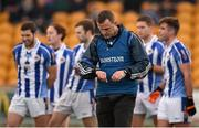 6 December 2015; Ballyboden St Enda's manager Andy McEntee. AIB Leinster GAA Senior Club Football Championship Final, Portlaoise v Ballyboden St Enda's. O'Connor Park, Tullamore, Co. Offaly. Picture credit: Stephen McCarthy / SPORTSFILE
