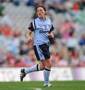 27 September 2009; Lyndsey Peat, Dublin. TG4 All-Ireland Ladies Football Senior Championship Final, Cork v Dublin, Croke Park, Dublin. Picture credit: Stephen McCarthy / SPORTSFILE