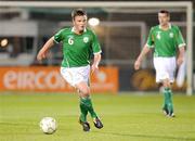 9 October 2009; Stephen Gleeson, Republic of Ireland. UEFA European U21 Championship Qualifier, Tallaght Stadium, Tallaght, Dublin. Picture credit: Matt Browne / SPORTSFILE