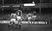 30 March 1977; A genral view of the action during the game. World Cup Qualifier, Republic of Ireland v France, Lansdowne Road, Dublin. Picture credit: Connolly Collection / SPORTSFILE