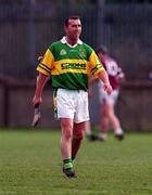 25 Febraury 2001; Seamus McMullan, Dunloy. Hurling. Picture credit; Ray Lohan/SPORTSFILE