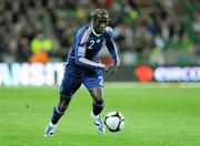14 November 2009; Bacary Sagna, France. FIFA 2010 World Cup Qualifying Play-off 1st Leg, Republic of Ireland v France, Croke Park, Dublin. Picture credit: Paul Mohan / SPORTSFILE