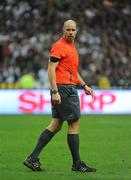 18 November 2009; Referee Martin Hansson, Sweden. FIFA 2010 World Cup Qualifying Play-off 2nd Leg, Republic of Ireland v France, Stade de France, Saint-Denis, Paris, France. Picture credit: Stephen McCarthy / SPORTSFILE
