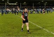 6 February 2016; Darren Stamp, Oulart the Ballagh, leaves the pitch after defeat to Na Piarsaigh. AIB GAA Hurling Senior Club Championship, Semi-Final, Oulart the Ballagh v Na Piarsaigh. Semple Stadium, Thurles, Co. Tipperary. Picture credit: Diarmuid Greene / SPORTSFILE