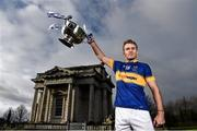 8 February 2016; In attendance at the launch of the 2016 Allianz Hurling League is Noel McGrath, Tipperary. Tipperary host Dublin under lights in Semple Stadium, Thurles in the Allianz Hurling League opener this Saturday while Division 1A champions Waterford face All-Ireland champions Kilkenny at Walsh Park on Sunday. Marino Casino, Dublin.  Picture credit: Brendan Moran / SPORTSFILE