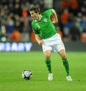 14 November 2009; Kevin Kilbane, Republic of Ireland. FIFA 2010 World Cup Qualifying Play-off 1st Leg, Republic of Ireland v France, Croke Park, Dublin. Picture credit: Stephen McCarthy / SPORTSFILE