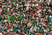 28 June 1994; Irish soccer fans, World Cup USA. Picture credit; David Maher/SPORTSFILE