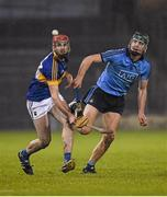 13 February 2016; Dylan Fitzelle, Tipperary, in action against Chris Crummy, Dublin. Allianz Hurling League, Division 1A, Round 1, Tipperary v Dublin. Semple Stadium, Thurles, Co. Tipperary. Picture credit: Ray McManus / SPORTSFILE