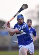 14 February 2016; Stephen Maher, Laois. Allianz Hurling League, Division 1B, Round 1, Laois v Kerry. O'Moore Park, Portlaoise, Co. Laois. Picture credit: Paul Mohan / SPORTSFILE